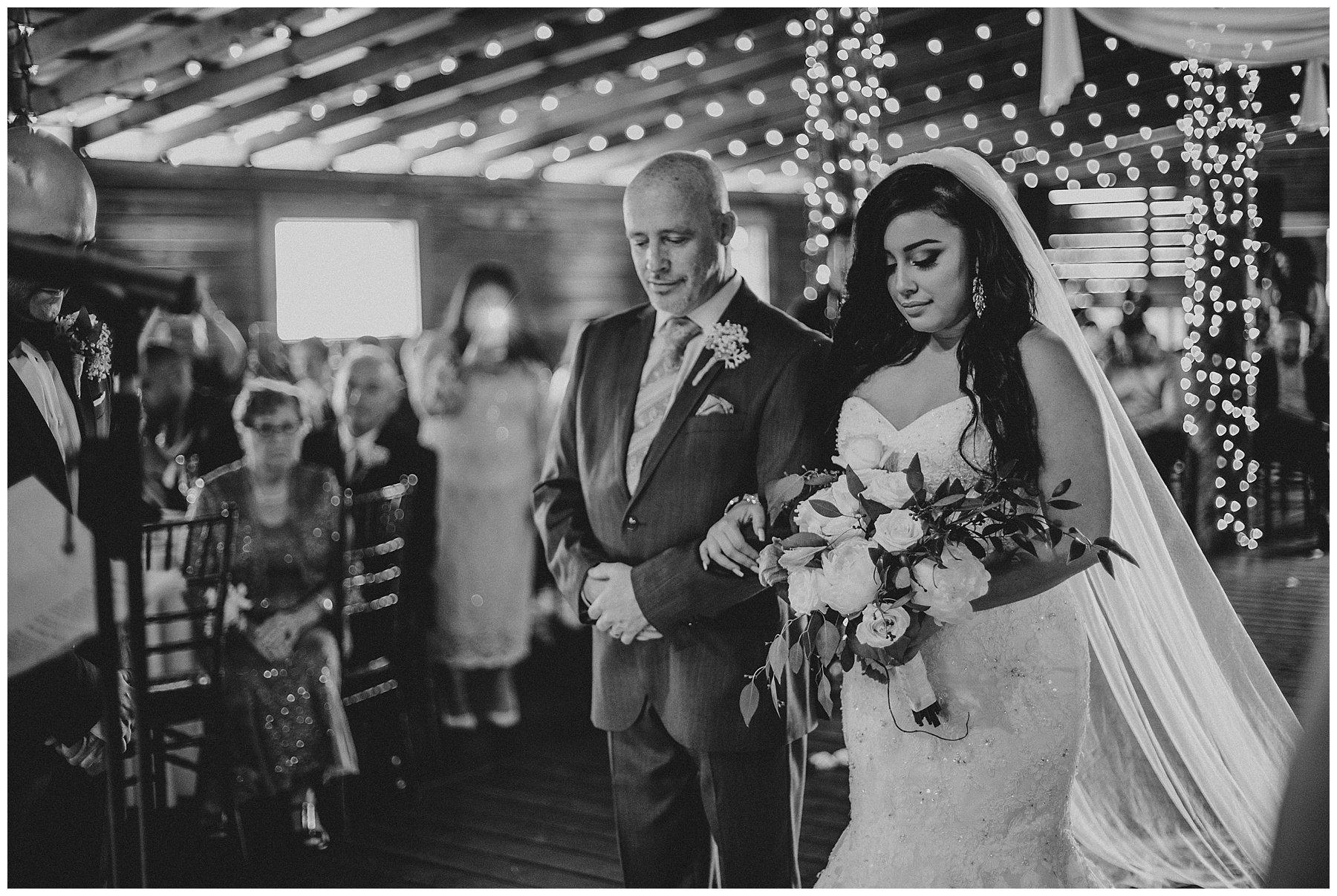 The Enchanting Barn Osteen Florida Wedding